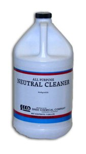 All Purpose Neutral Cleaner, 4 gal case