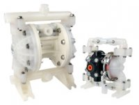 Knight Cleanguard electric diaphragm pump, 1.5 gpm, EPDM seals, 110 VAC in stainless steel case