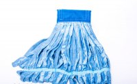 14oz Blue Microfiber Tube Mops (Blue Only), case of 20