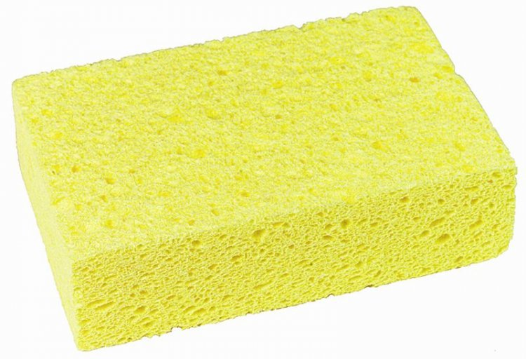 Medium Cellulose Sponge (Case of 24) - Click Image to Close