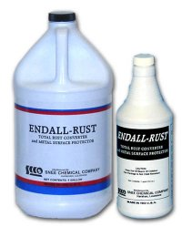 Endall Rust, 1 gallon