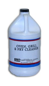 Oven, Grill, & Fry Cleaner, 5 gal pail