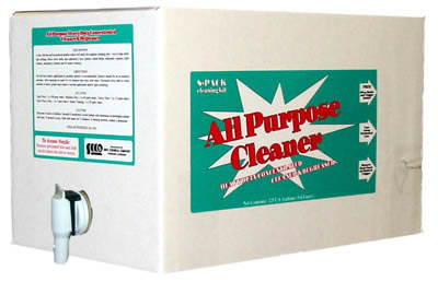 All Purpose Cleaner S-Pack, Bag in Box - Click Image to Close