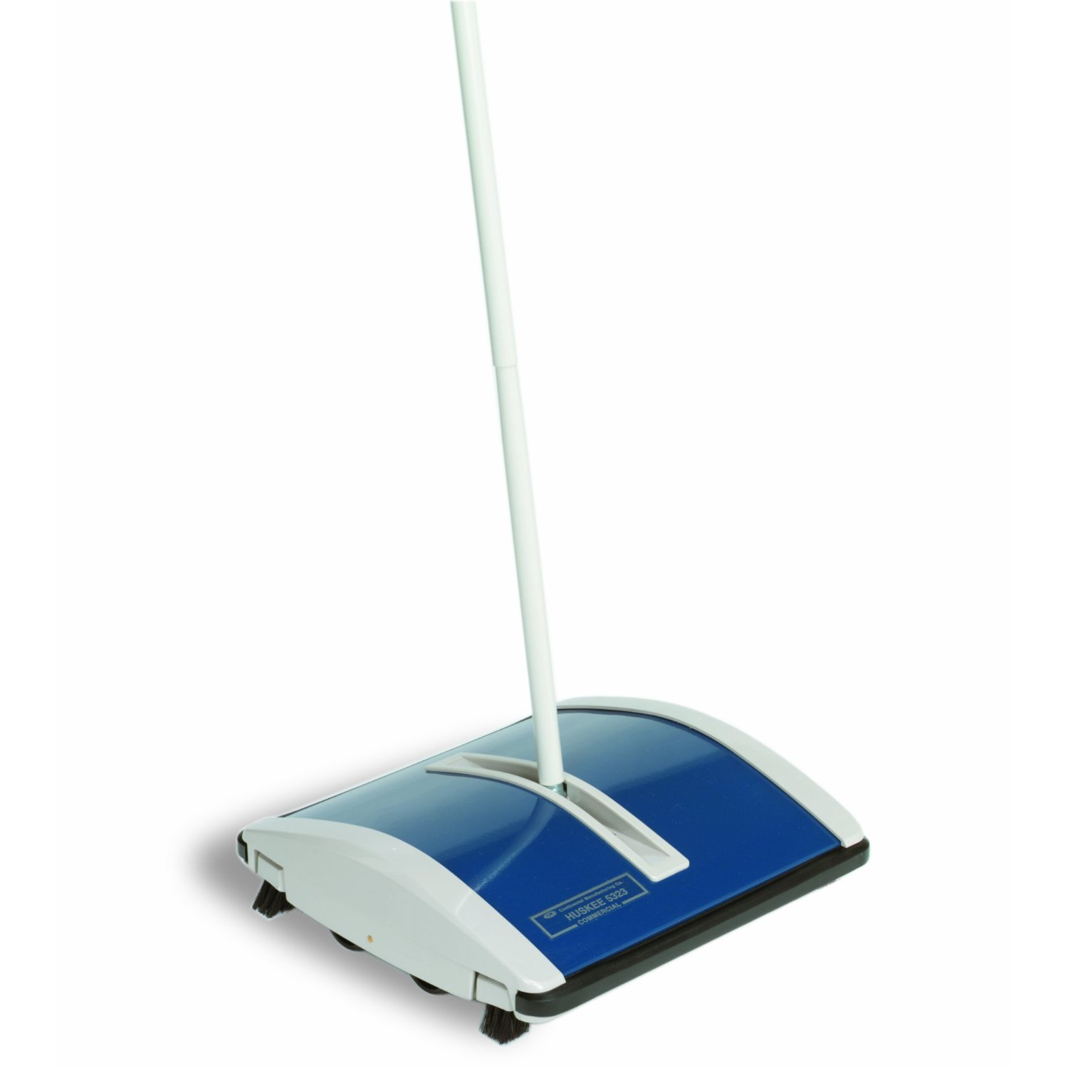 9 Blue Huskee Carpet Sweeper Wholesale Carpet Sweepers [CON 5323] - $94.95