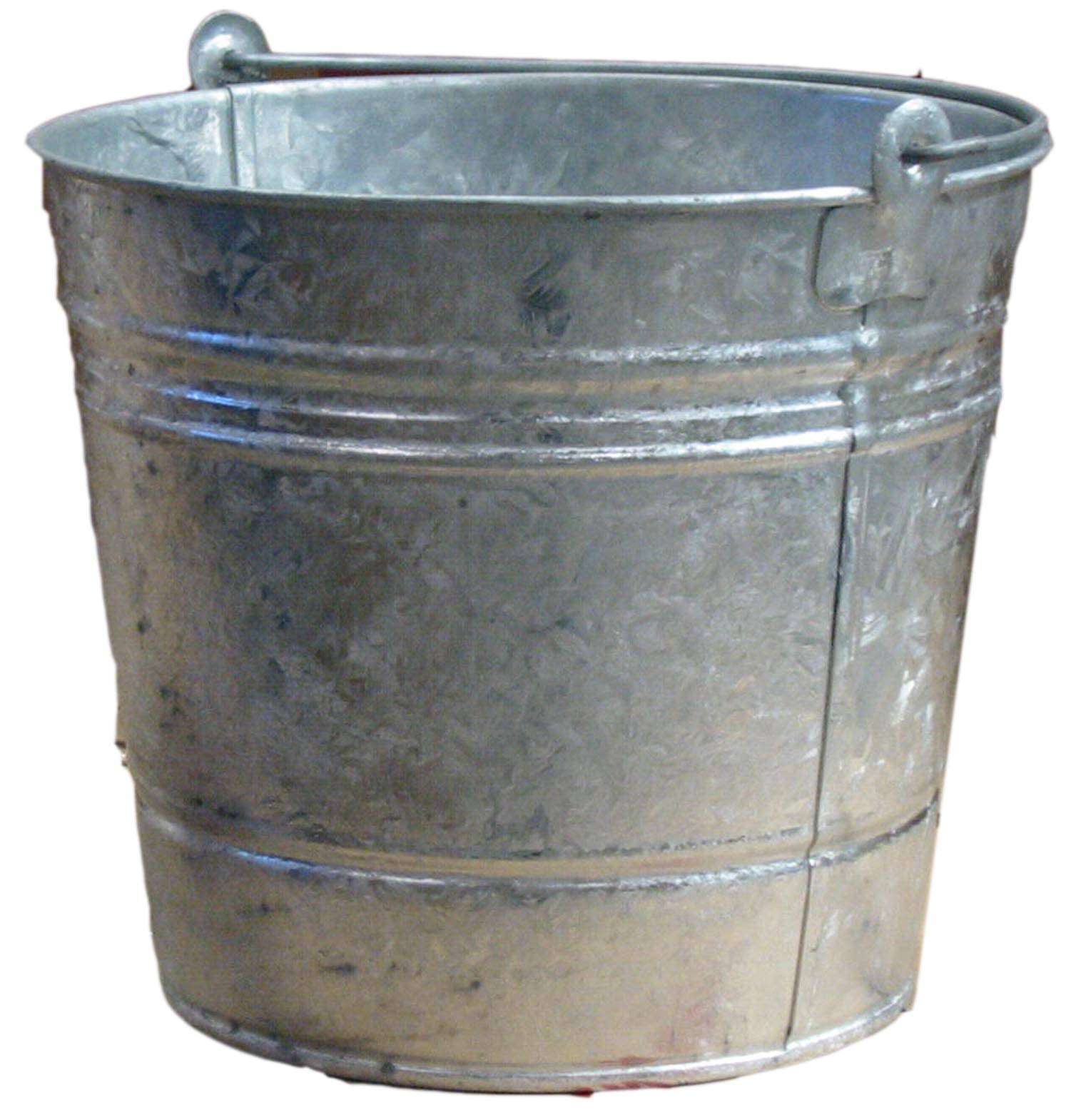 wholesale galvanized trash cans lids and buckets