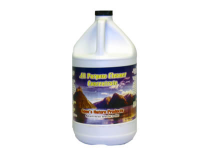 All Purpose Cleaner Concentrate, 4 gal case - Click Image to Close