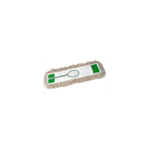 18 x 5 Cotton Dust Mop Head, case of 12