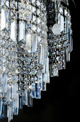 How to clean a chandelier worldwide janitor cleaning chandelier mozeypictures Images