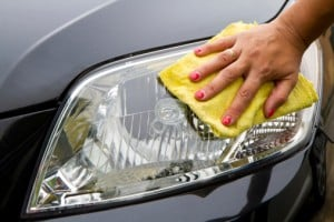 washing company car