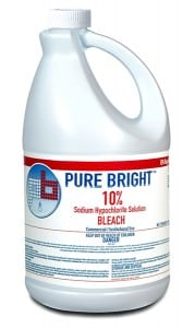 Pure Bright 10% Bleach